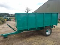 3ton tipping trailer