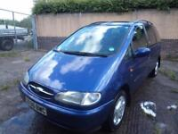 Ford Galaxy 2.8 Ghia X 7 SEATER MPV 72K MILES 1 OWNER FROM 06/2000 PERFECT
