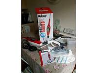 Beldry steam mop