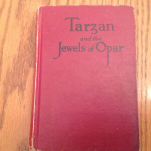 Tarzan and the Jewels of Opar. 1918 edition  NEW PRICE