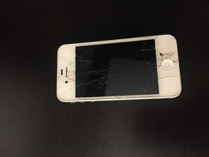 iPhone 4, just needs new front screen and back