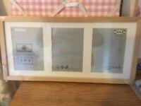 Ikea Ribbia frame brand new/sealed