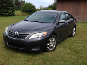 2011 Toyota Camry Sedan-Price Reduced