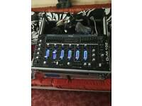 Ibiza DJ m102 mixer