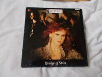 Vinyl LP Bridge Of Spies T' Pau Siren SRN LP 8 Stereo 1987