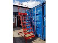 BRAND NEW Warehouse Safety Ladders RRP £700