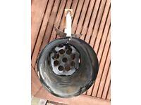 BBQ chimney starter