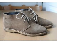 Men's Suede Desert Boots (Office 'Fahrenheit') Size 9.5 (eu 43)