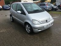 Mereceds A170 CDi Avantgarde LWB Auto....New MOT....Priced to sell....