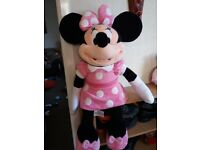 Large Disney minnie mouse