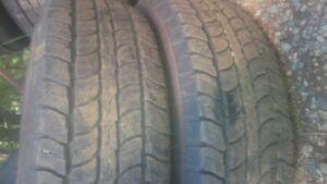 2 fuzion suv 215 75 r16 tires