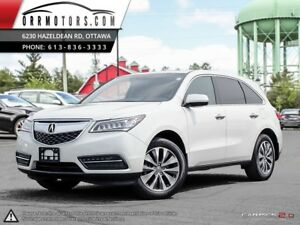 2014 Acura MDX Nav Package