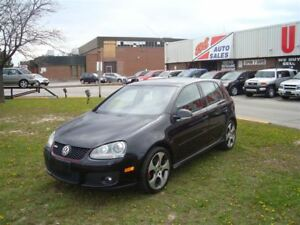 2008 Volkswagen GTI 6 SPEED ~ LEATHER ~ SUNROOF ~