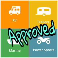 "Good and Bad Credit Loans*Boats""RVs""ATV's,Snowmobile*"