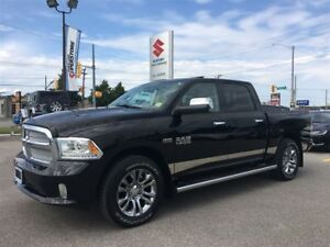 2014 Ram 1500 Limited Crew 4X4 ~Nav ~RearView Camera