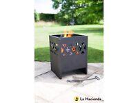 Firepit Firebasket Wood Burner