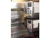 Middleby Marshall 536g Double Oven Pizza Oven