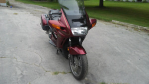 PRICE REDUCED FOR QUICK SALE 1999 Honda ST 1100 now $2950 cert