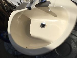 Bathroom Sinks Kijiji coloured bathroom sinks | kijiji in ontario. - buy, sell & save