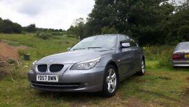 BMW 520D 117K FSH** READ ADD**