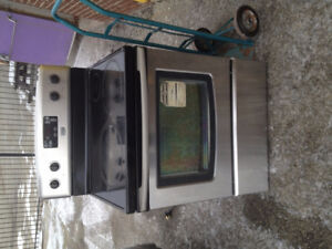 Electric Smooth top Stove Maytag 30' and Kenmore 30'