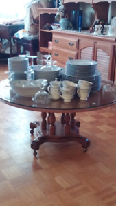 79 piece dinner set (9 complete table settings)