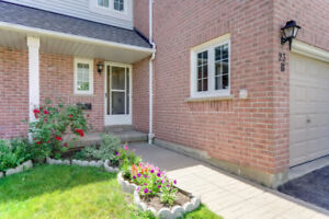 ***Just Listed 3 Bedroom Townhouse in the Heart of Erin Mills!