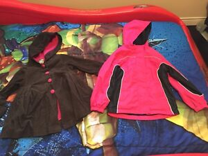 Fall jackets-size 4 and size 6/7-$10 each