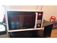 Microwave/oven 800 watt morphy richards