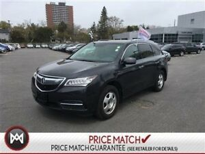 2015 Acura MDX DVD PLAYER 2 SETS OF TIRES 360 CAMERA