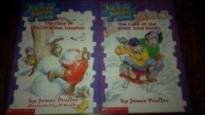 2 - Jigsaw Jones Mystery Chapter books