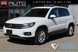 2012 Volkswagen Tiguan AWD ** LEATHER ** MOONROOF ** BLUETOOTH