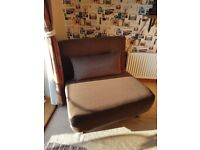 Chair Bed For Sale in Excellent Condition