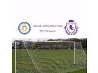 Looking for Goalscoring Striker - Earlsfield FC - Wimbledon Clapham Putney Wandsworth