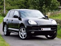 TOP SEPC! (2005) PORSCHE S 4.5 TIPTRONIC AUTO 340 BHP - FULL LEATHER- ALLOYS -HEATED SEATS - SAT NAV