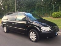 2006 56 CHRYSLER GRAND VOYAGER 2.8 CRD LTD XS LIMITED DIESEL AUTO 1 YEARS MOT FULL SERVICE HISTORY