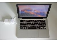 Apple MacBook Pro (mid 2012) 13 inch i5 4GB Ram/500GB HDD/DVD-RW (Used)