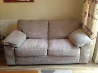 2 X 2 SEATER SOFAS FROM THE CASA RANGE.