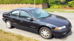 1995 Chrysler Cirrus Sedan: $700 OBO
