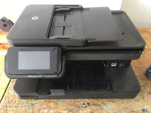 Hp Photosmart 7525 - All in one - ink Hp 564