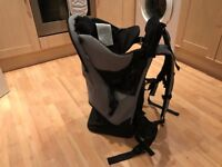 Mothercare Baby/Child Backpack Carrier
