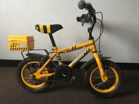 Small Boys Bike