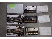 Korg Volca Beats Bass Keys Triple Pack Boxed £360