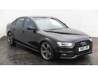 2012 Audi A4 2012 12 Audi A4 2.0 TDI S Line Black Edition Diesel black Manual