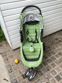 City Mini - very good condition, with travel bag