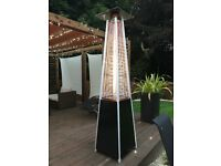 Pyramid Flame Patio Heater 13kW