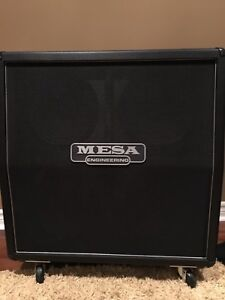 Messy Boogie 4x12 Cabinet / with case