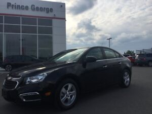 2015 Chevrolet Cruze 2LT w/Sunroof & Leather