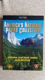 AMERICA'S NATIONAL PARKS COLLECTION - BOX SET 6 DVD'S
