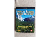 AMERICA'S NATIONAL PARKS COLLECTION - BOX SET 6 DVD'S - NEW
